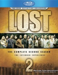 Lost: The Complete Second Season - The Extended Experience Blu-ray