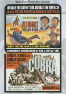 Ringo The Lone Rider / The Cobra (Double Feature) Movie