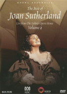Best Of Joan Sutherland - Volume 2, The Movie