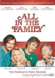 All In The Family: The Complete First Season (Repackaged) Movie