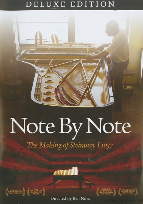 Note By Note: The Making Of Steinway L1037 Movie