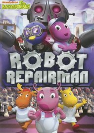 Backyardigans, The: Robot Repairman Movie