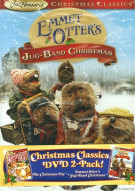 Emmet Otters Jug-Band Christmas / The Christmas Toy (2 Pack) Movie