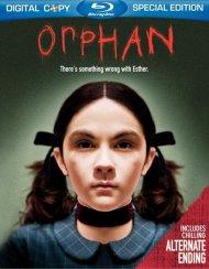 Orphan Blu-ray