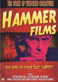 Icons Of Suspense: Hammer Films Movie