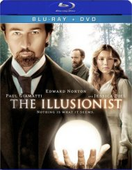 Illusionist, The Blu-ray