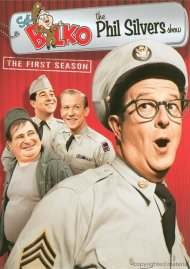 Sgt. Bilko: The Phil Silvers Show - The First Season Movie