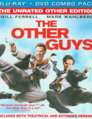 Other Guys, The: The Unrated Other Edition (Blu-ray + DVD Combo) Blu-ray