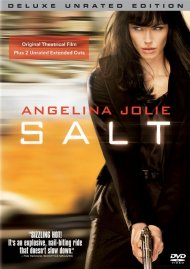 Salt: Deluxe Unrated Edition Movie