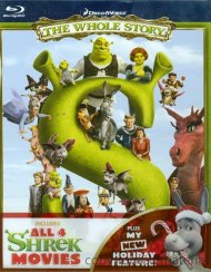 Shrek: The Whole Story Blu-ray