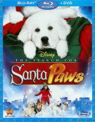 Search For Santa Paws, The (Blu-ray + DVD Combo) Blu-ray