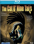 Cat O Nine Tails, The Blu-ray