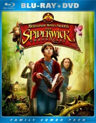 Spiderwick Chronicles, The (Blu-ray + DVD Combo) Blu-ray