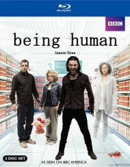 Being Human: Season Three Blu-ray