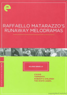 Raffaello Matarazzos Runaway Melodramas: Eclipse From The Criterion Collection Movie