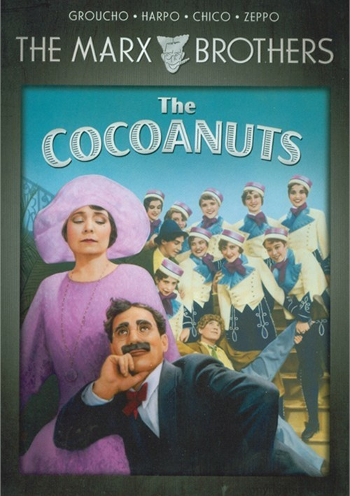 Cocoanuts, The Movie
