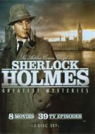 Sherlock Holmes: Greatest Mysteries (Collectors Tin) Movie