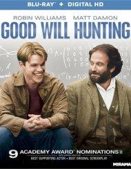 Good Will Hunting (Blu-ray + UltraViolet) Blu-ray