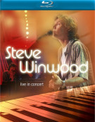 Steve Winwood: Live In Concert Blu-ray