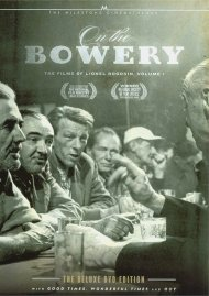 On The Bowery: The Films Of Lionel Rogosin - Vol. 1 Movie