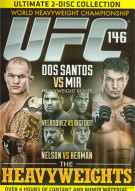 UFC 146: Dos Santos Vs. Mir Movie