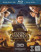 Flying Swords Of Dragon Gate 3D (Blu-ray 3D + Blu-ray) Blu-ray