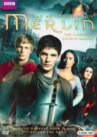 Merlin: The Complete Fourth Season Movie