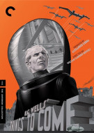 Things To Come: The Criterion Collection Movie