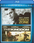 Green Zone / The Kingdom (Double Feature) Blu-ray