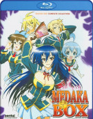Medaka Box: The Complete Collection Blu-ray
