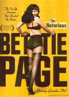 Notorious Bettie Page, The Movie
