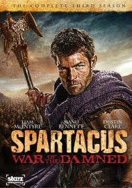 Spartacus: War Of The Damned Movie
