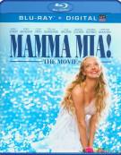 Mamma Mia! The Movie (Blu-ray + Digital Copy + UltraViolet) Blu-ray