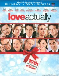 Love Actually: 10th Anniversary Edition (Blu-ray + DVD + UltraViolet) Blu-ray