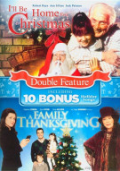 Family Thanksgiving, A / Ill Be Home For Christmas (Double Feature) Movie