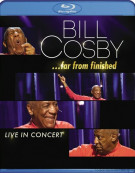 Bill Cosby: Far From Finished Blu-ray
