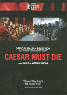 Caesar Must Die Movie