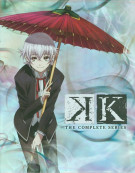 K: The Complete Series - Limited Edition (Blu-ray + DVD Combo) Blu-ray
