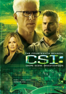 CSI: Crime Scene Investigation - The Fourteenth Season Movie