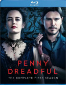 Penny Dreadful: The Complete First Season Blu-ray