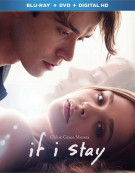 If I Stay (Blu-ray + DVD + UltraViolet) Blu-ray