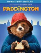 Paddington (Blu-ray + DVD + Ultra Violet) Blu-ray