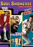 Soul Showcase Collection (Willie Dynamite / That Man Bolt / Trick Baby) Movie