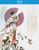 Complete Lady Snowblood, The: The Criterion Collection Blu-ray