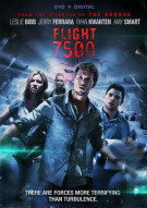Flight 7500 (DVD + UltraViolet) Movie