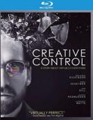 Creative Control Blu-ray