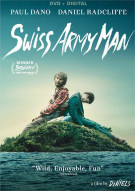 Swiss Army Man (DVD + UltraViolet) Movie