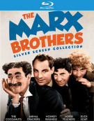 Marx Brothers Silver Screen Collection, The Blu-ray