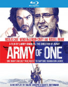 Army Of One (Blu-ray + DVD + UltraViolet) Blu-ray