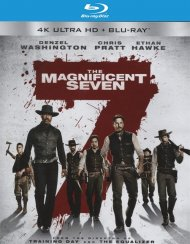 Magnificent Seven, The (4K Ultra HD + Blu-ray + UltraViolet) Blu-ray